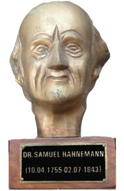 Hahnemann-father of homeopathy