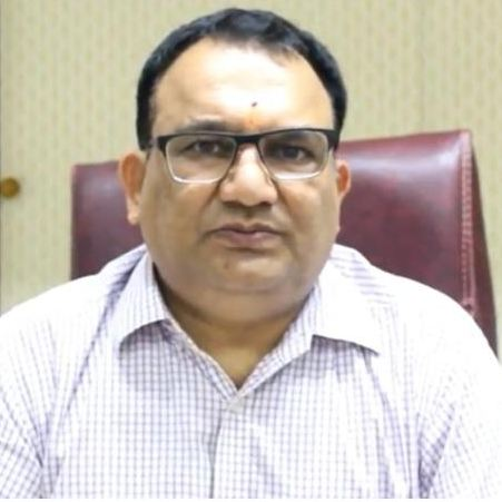 Dr Navin Chandra Pandey